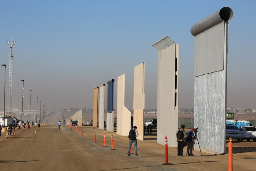 border wall proto